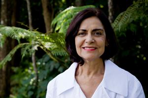 Fotografia da Enfermeira Roseni Rosângela de Sena