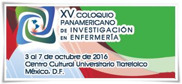 XV Coloquio panamericano de investigación en enfermería